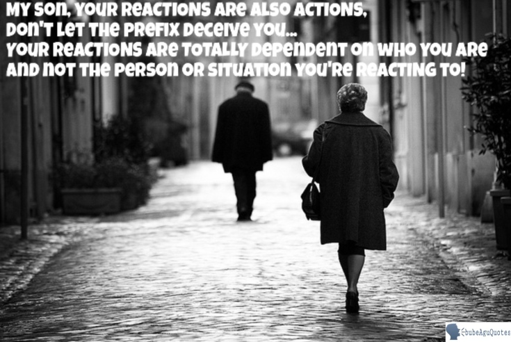 Actions And Decisions