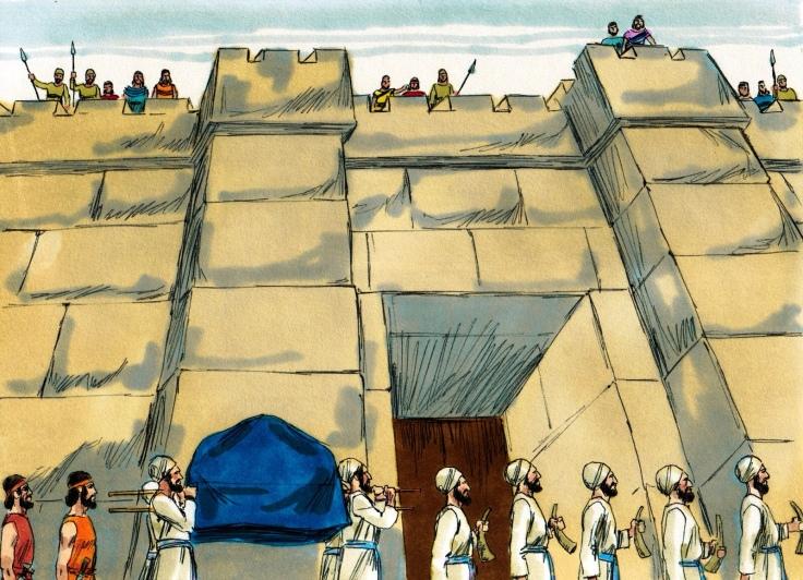 Wall Of Jericho